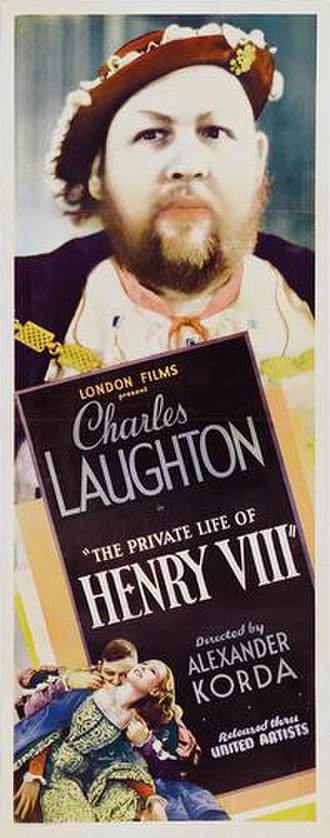 The Private Life of Henry VIII - Image: The Private Life of Henry VIII 1933