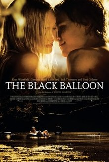 the black balloon film  the black balloon theblackballoon official poster jpg