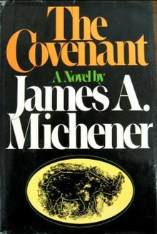 Image result for the covenant michener first edition