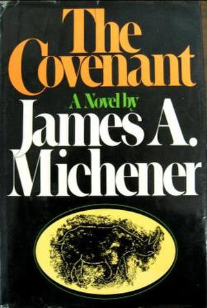 The Covenant (novel) - First edition cover