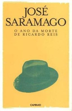 The Year of the Death of Ricardo Reis - 1st US edition