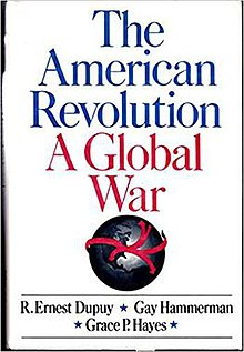 The American Revolution: A Global War - Wikipedia