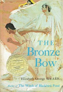 Image result for the bronze bow book