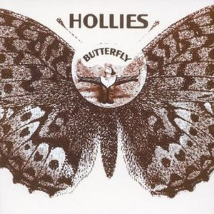Butterfly (The Hollies album) - Image: The Hollies Butterfly