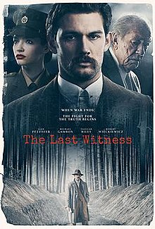 The Last Witness (2018 film) - Wikipedia