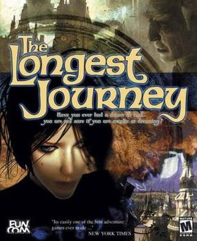 Picture of a game: The Longest Journey