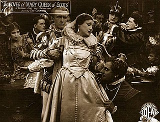 <i>The Loves of Mary, Queen of Scots</i> 1923 film by Denison Clift