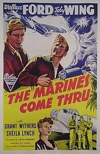<i>The Marines Come Thru</i>