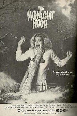 The Midnight Hour - Original advertisement