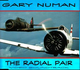 The Radial Pair: Video Soundtrack - Image: The Radial Pair soundtrack