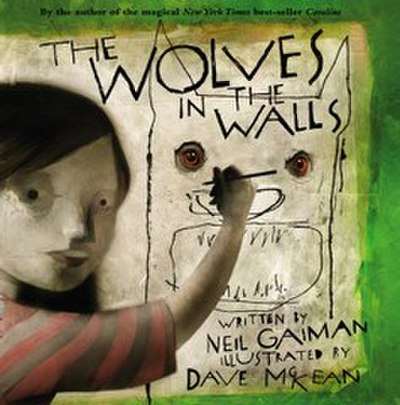 Picture of a book: The Wolves In The Walls