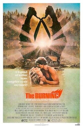 The Burning (film) - Image: Theburningposter