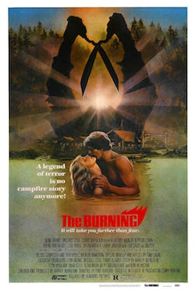 Picture of a movie: The Burning