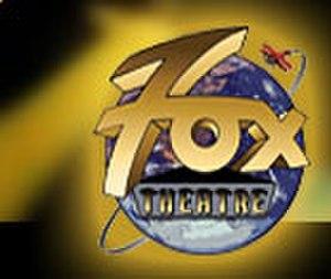 Fox Theatre (Boulder, Colorado) - The Fox Logo