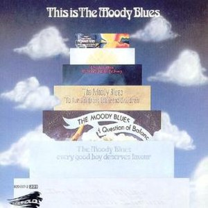 This Is The Moody Blues - Image: This Is The Moody Blues