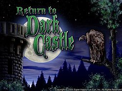 Return To Dark Castle Title Screen