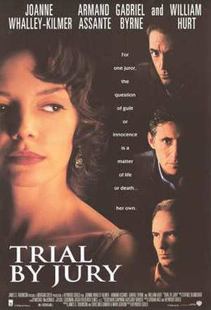 Trial by Jury (film) - Image: Trial by Jury 1994 film