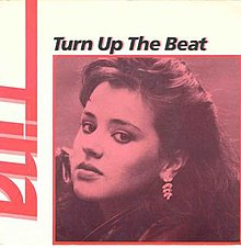 Turn Up the Beat by Tina Arena.jpg