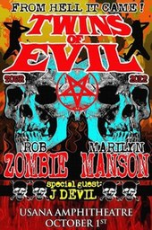 Twins Of Evil Tour Wikipedia