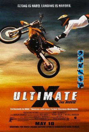 Ultimate X: The Movie - Image: Ultimate X The Movie poster