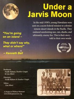 <i>Under a Jarvis Moon</i> 2010 film by Heather Giugni