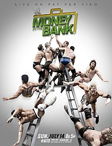 money in the bank 2013 wikipedia