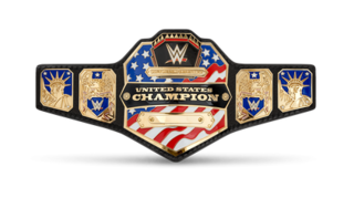 WWE United States Championship Championship created by the National Wrestling Alliance, promoted by the American professional wrestling promotion WWE and previously World Championship Wrestling