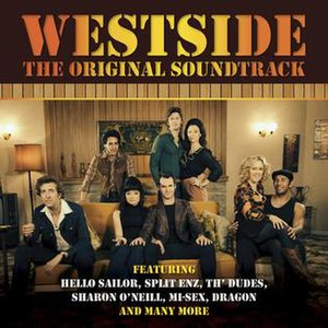 Westside (TV series) - Image: Westside Soundtrack
