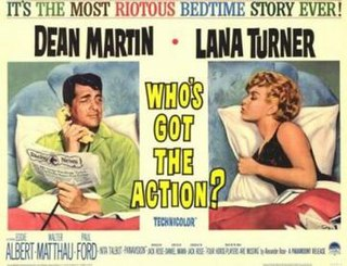 <i>Whos Got the Action?</i>