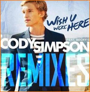 Wish U Were Here - Image: Wish U Were Here