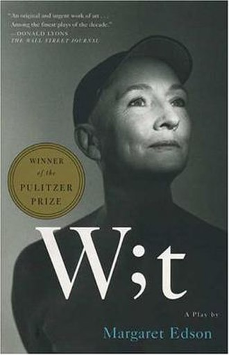 Wit (play) - 1999 Faber and Faber edition