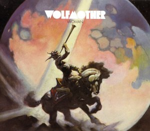 """Woman (Wolfmother song) - Image: Wolfmother """"Woman"""""""
