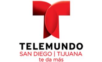 XHAS-TDT - Final logo as a Telemundo affiliate, until June 30, 2017.