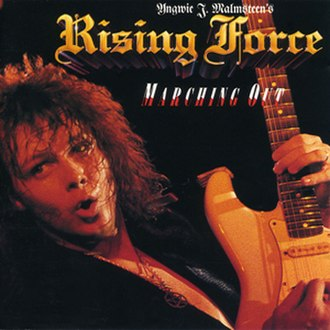Marching Out - Image: Yngwie J Malmsteen Marching Out
