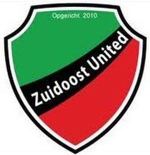 Zuidoost United - Zuidoost United logo