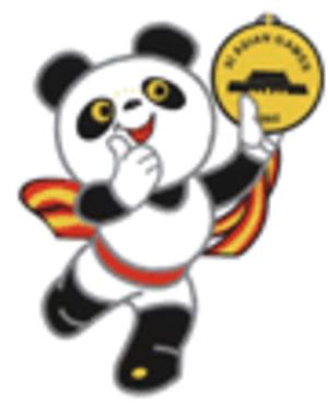 1990 Asian Games - Mascot