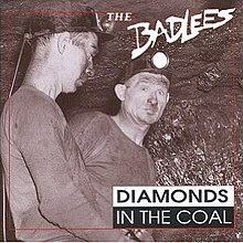 Diamonds in the Coal album cover. Photo by the Tamaqua (PA) Historical Society.