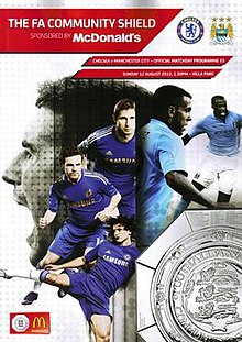 2012 FA Community Shield programme.jpg