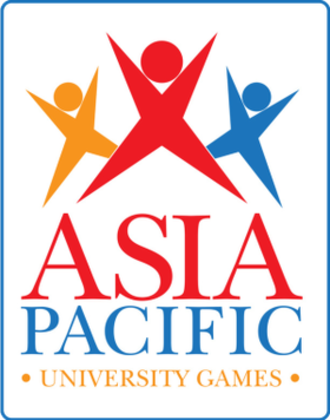 2015 Asia Pacific University Games - Image: 2015 Asia Pacific University Games Logo