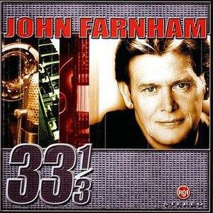33⅓ (album) - Image: 33 1 3 (album)