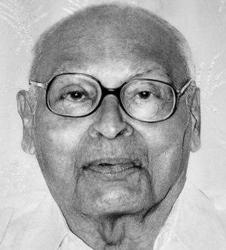 A. Sreedhara Menon - Image: A. Sreedhara Menon