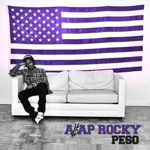 Peso (song) - Image: ASAP Rocky Peso