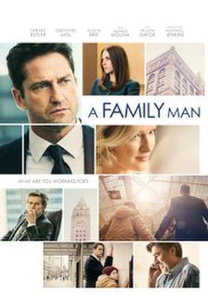 A Family Man - Film poster