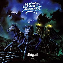 Abigail (King Diamond album).jpg