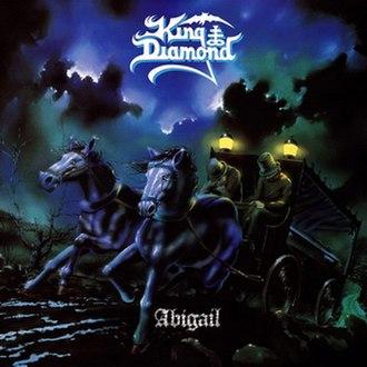 Abigail (album) - Image: Abigail (King Diamond album)