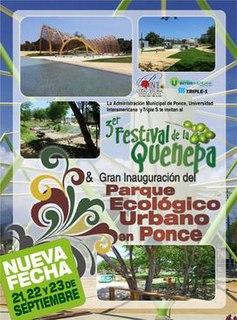 Festival Nacional de la Quenepa Annual festival held in Ponce, Puerto Rico