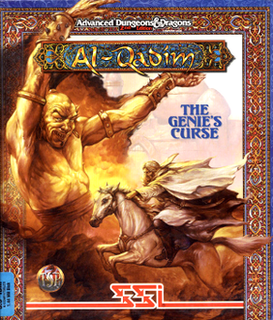 <i>Al-Qadim: The Genies Curse</i> 1994 video game