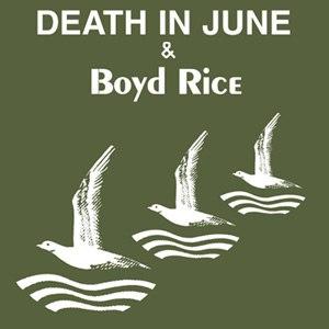 Alarm Agents - Image: Alarm Agents Death In June Boyd Rice