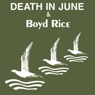 Alarm Agents - Image: Alarm Agents Death In June Boyd Rice