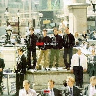 All Change (album) - Image: Allchangecastcover